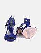 Sandálias de tacão Stuart Weitzman
