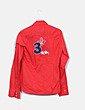 Camisa roja bordada Valecuatro