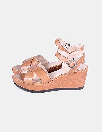 Sapatos de cunha Vagabond