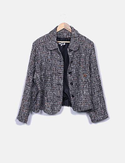 Malha/casaco Vestilínea